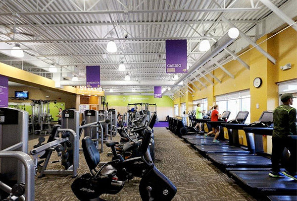 Anytime Fitness – Lima
