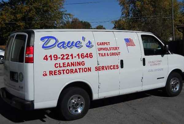 Dave's Carpet & Upholstery Cleaning Service