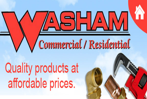 Washam Plumbing, Heating & Air, Inc.