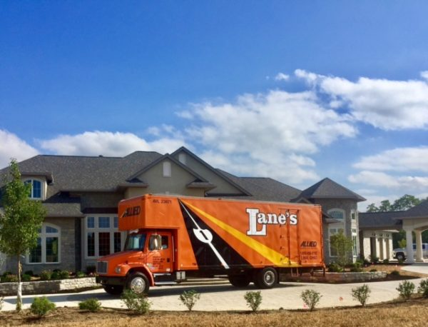 Lane's Moving & Storage, Inc.