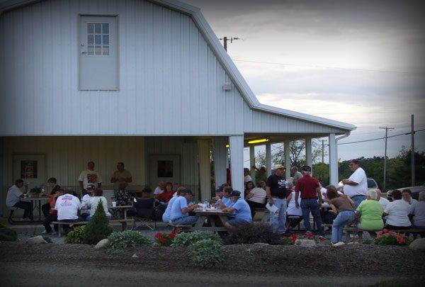 Hefner Dairy Barn, LLC