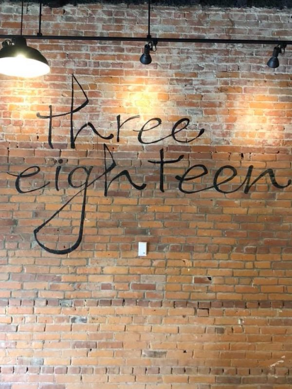 Three Eighteen Restaurant & Bar
