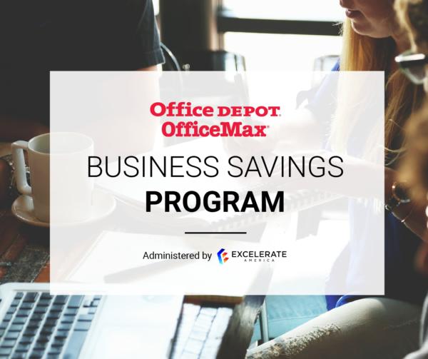 Office Depot Discount Program